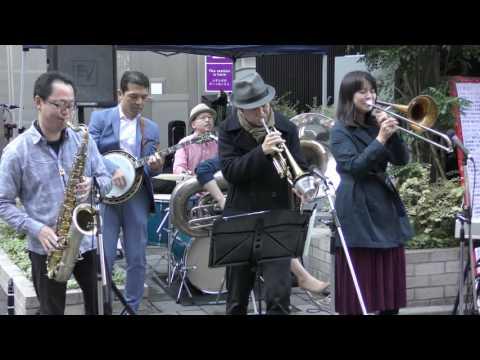 The 16th Shinjuku Trad Jazz Festival 一日目 岡田銀蔵 キャットフィッシュ・ガンボ