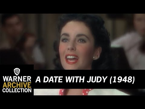 A Date With Judy (1948) – A Most Unusual Day