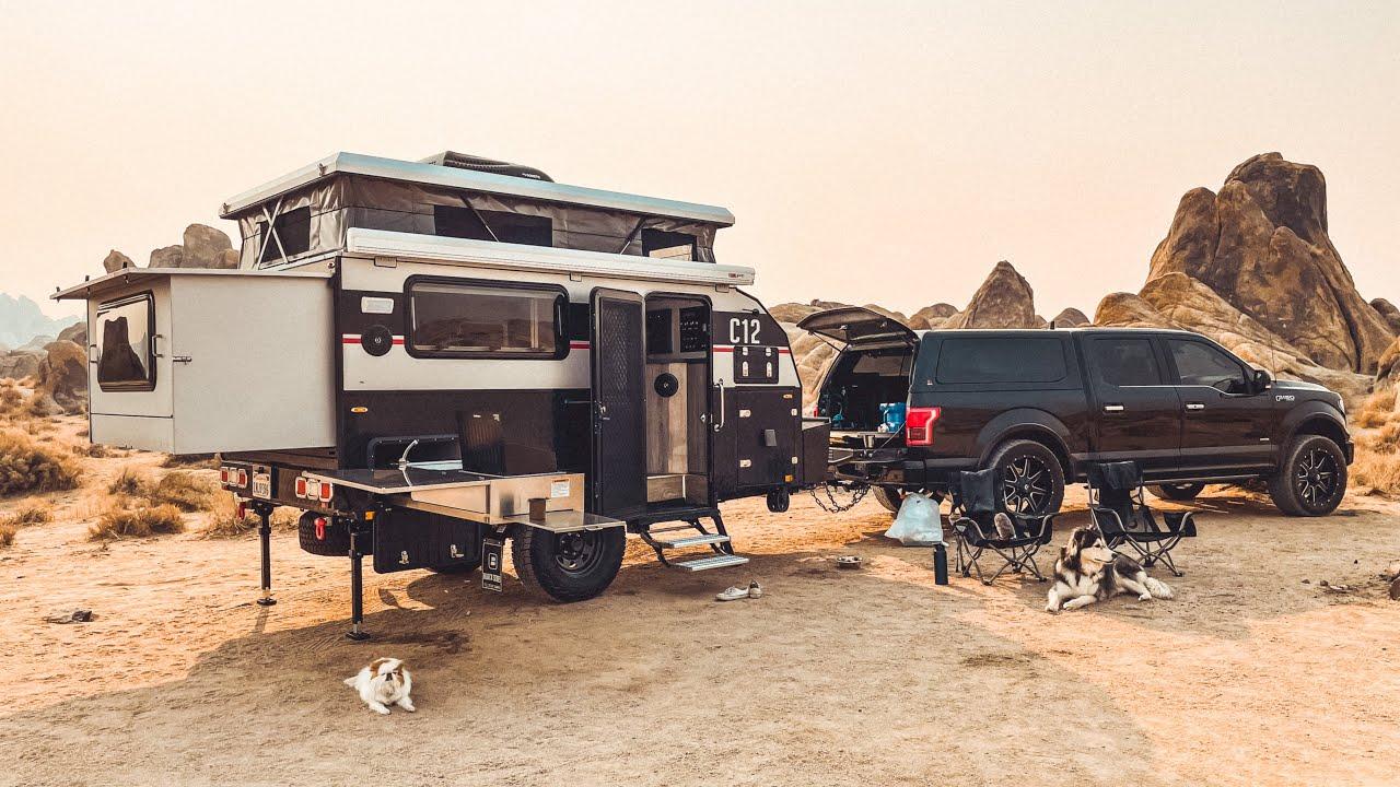Our New Off Road Adventure Machine - Black Series Camper