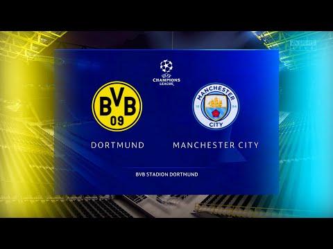 FIFA 21 - Borussia Dortmund vs Manchester City | UEFA Champions League | Quarter Final - Prediction |