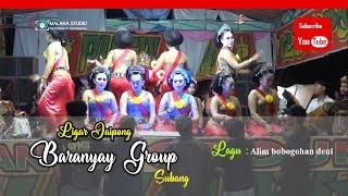 Alim Bobogohan Deui. Ligar Jaipong Baranyay Group Subang. MP3