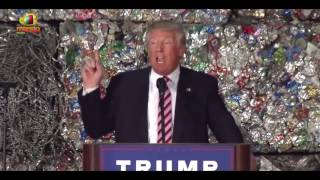 Donald Trump Economic Speech | Calls China as a Currency Manipulator | Monessen, PA | Mango News