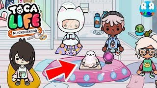 Toca Life: Neighborhood - SECRET PETS How to Summon Ghost Sloth
