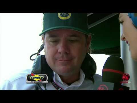 IndyCar 2011 Round 14 Baltimore Race