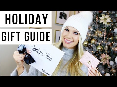 GIFT GUIDE FOR HER: FASHION, BEAUTY, HOME