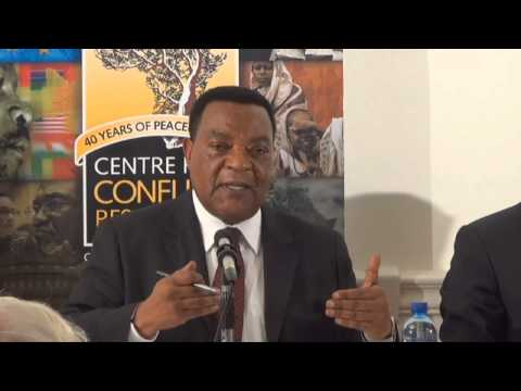 The United Nations' (UN) Peacebuilding Role in the Horn of Africa (12 December 2012)