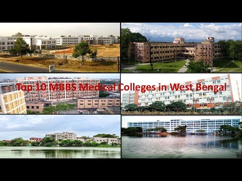 Top 10 MBBS Medical Colleges in West Bengal   India