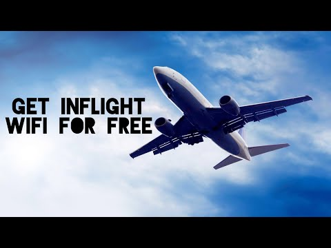 Get Inflight WiFi For Free!