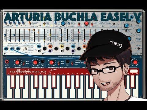 Arturia Buchla Easel V Dual S&H Sequence Sound Design