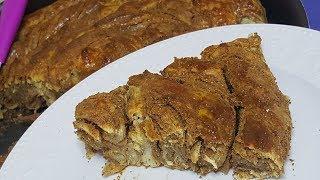 Haşhaşlı Çörek Tarifi ve Malzemeleri