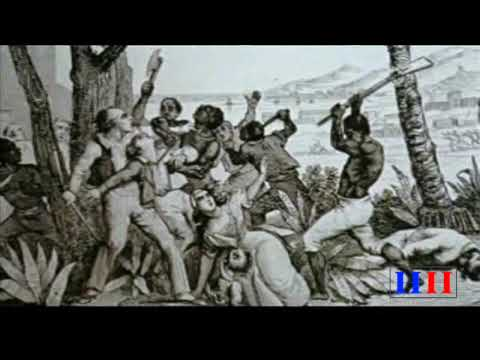 Arab immigration to Haiti (longer clip)