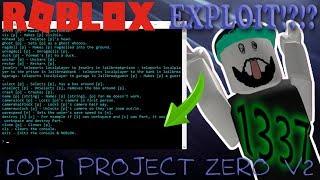 😮Roblox Exploit/Hack - 2017 - Exploit dll - Zero V2 - Weridify - Jailbreak cmd - [OP] - (PATCHED) 😮