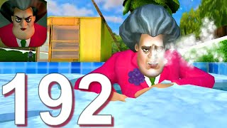 Scary Teacher 3D - Gameplay Walkthrough Part 192 5 New Levels (Android,iOS)
