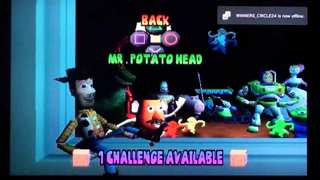 Toy Story Racer : Toy story racer part finishing up some characters
