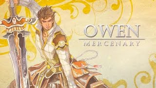 The Legend of Legacy: Owen, Eloise, and Filmia Trailer
