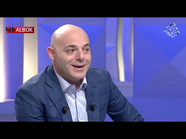 Blendi Fevziu i ftuar në E-Show