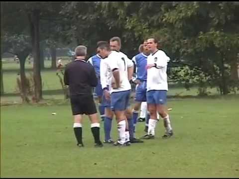 Serbia FC vs Express Garage Doors - 2001-2002 season