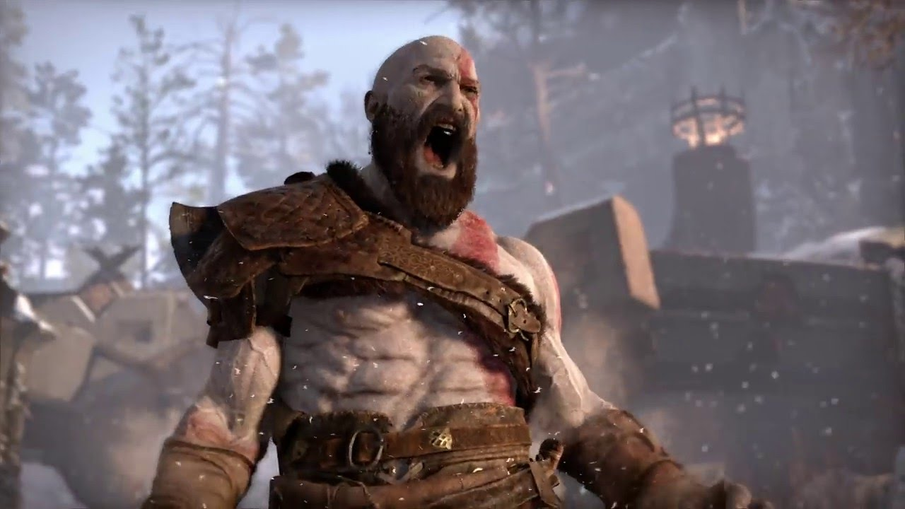 God Of War 2018 Hd Wallpaper Slide Show