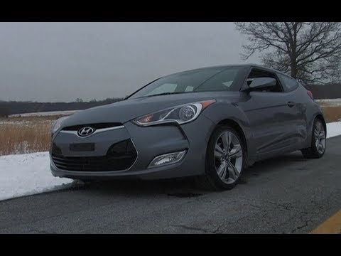 2012 Hyundai Veloster Review : MPGomatic