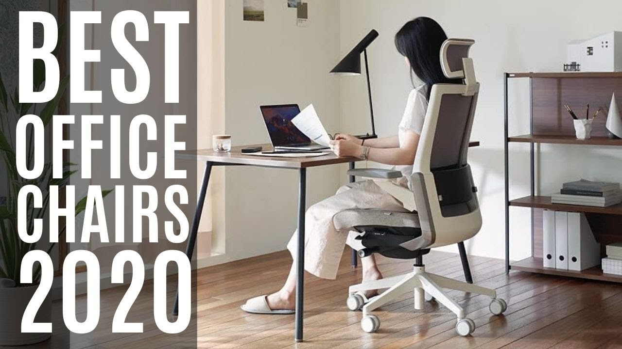Top 10 Best Ergonomic Office Chairs For 2020 Computer Chair Desk Chair For Home Office Youtube