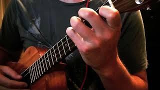 Smashing Pumpkins - Tonight,Tonight Ukulele and Strings (Cover with tutorial)