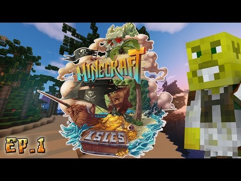 Ship Wrecked! Minecraft Isles | Ep.1