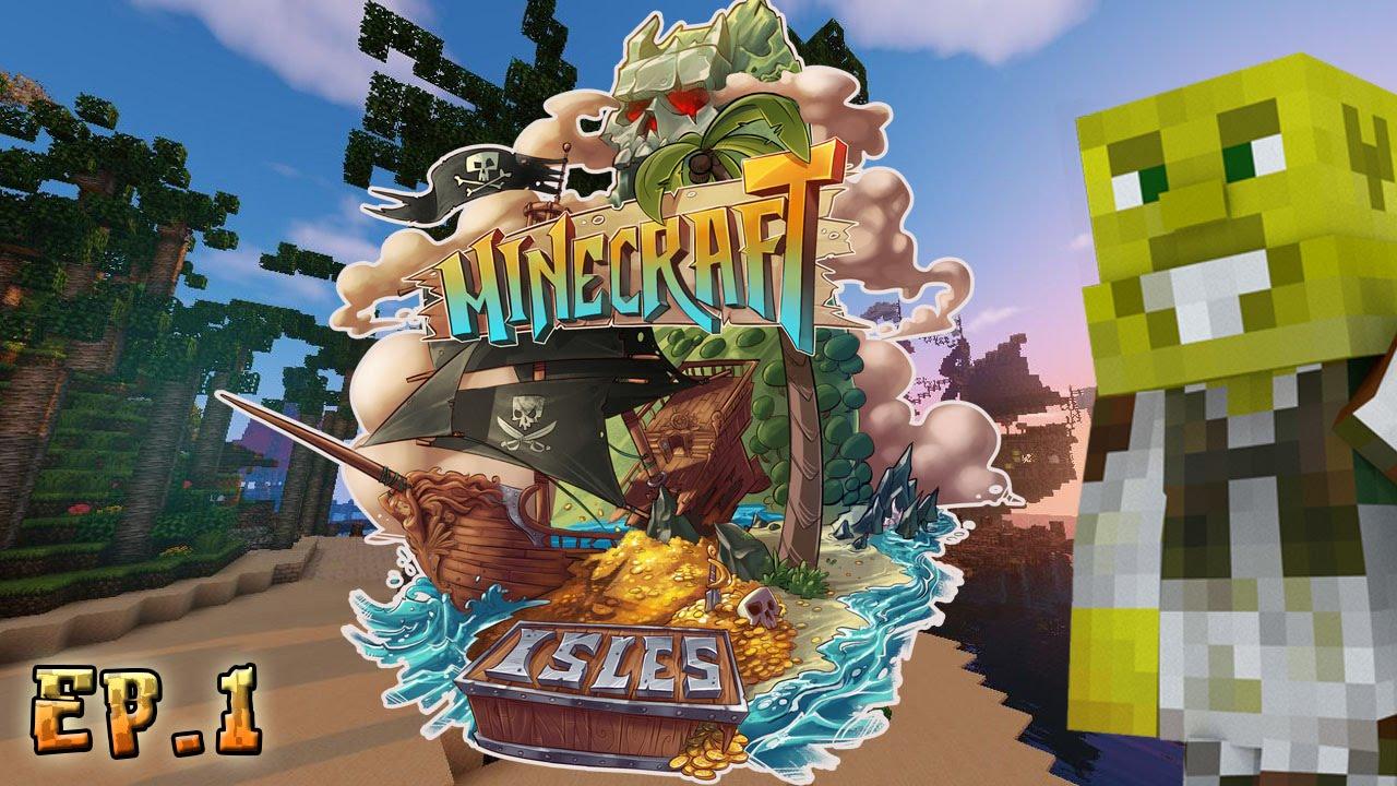minecraft isles map aphmau download tutorial