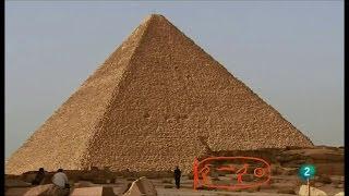 Resuelto el Enigma de la Gran Pirámide de Keops
