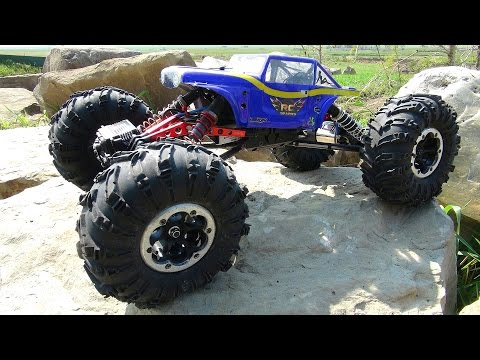 RC ADVENTURES - Rock Crawling - Tips, Tricks, Dig & MOA (Axial XR10 - Radio Control Truck)