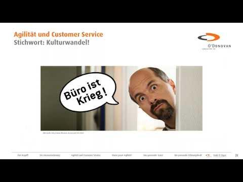 Begeisterte Kunden erfordern eine agile Customer Service Organisation
