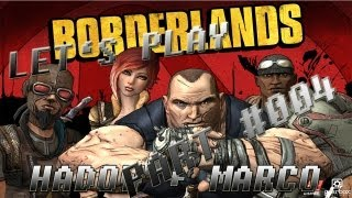 Let`s Play Together Borderlands [german/HD] Part 4 (Hadow und Marco)