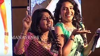 Singer Madhu Priya Sings Neelapuri Gajula Song From Mahatma @ Operation 2019 Pre Release Event