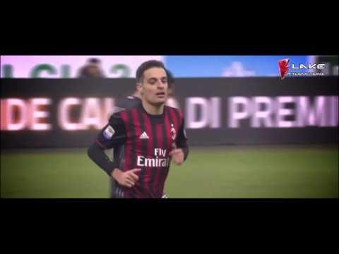 Giacomo Bonaventura vs Napoli (Home) 21/1/17