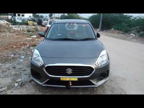 Maruti suzuki swift dzire magnum grey colour 2017 India  -  latest new model