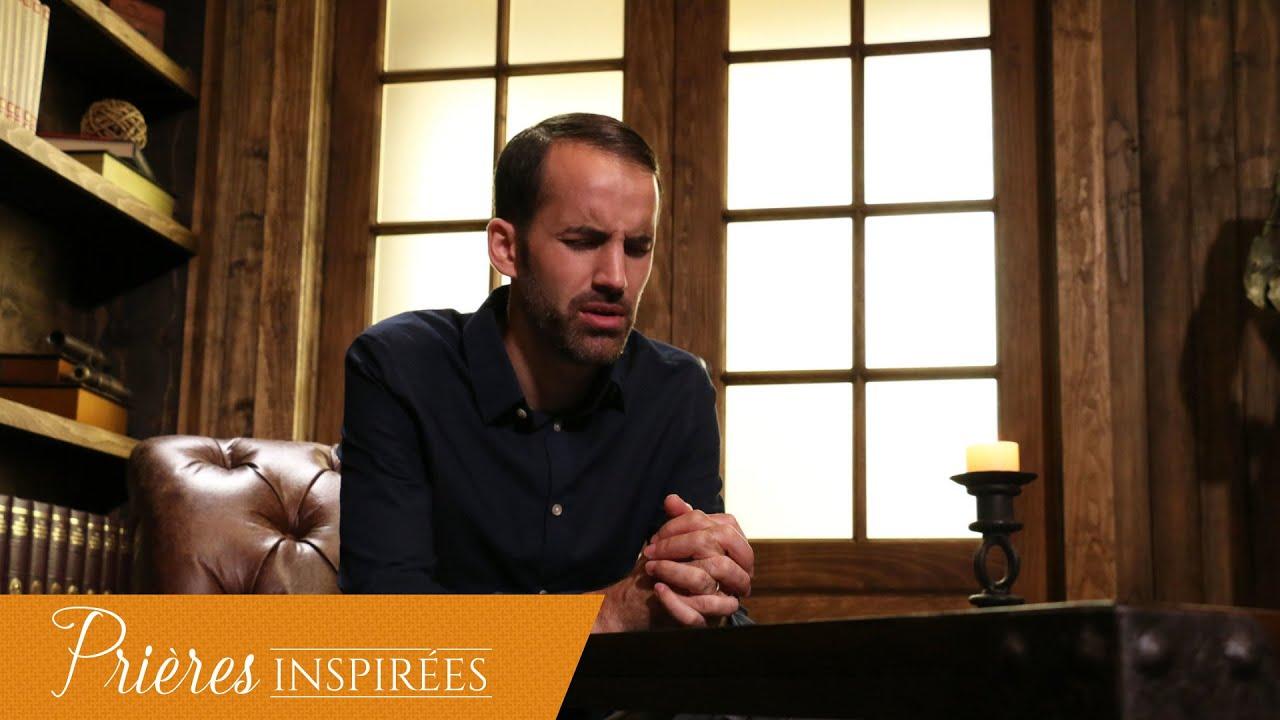 Comment obtenir l'esprit de prière ? (1) - Prières inspirées - Jérémy Sourdril