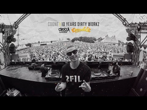 Coone I 10 Years Dirty Workz - Live at Dreamfields 2016