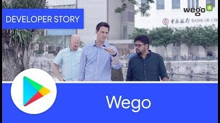 android developer story apac travel app wego increases user retention by 300 with material design