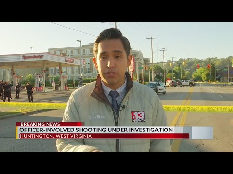 One Dead After Officer Involved Shooting In Huntington