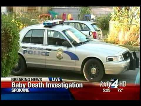 """Police say baby's death """"suspicious"""""""