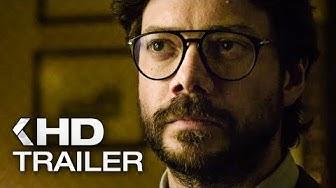 HAUS DES GELDES 4. Staffel Trailer German Deutsch (2020) Netflix