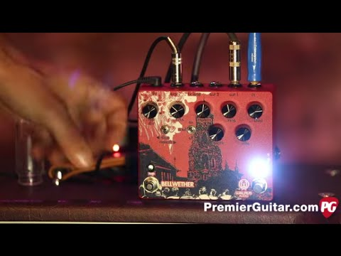 Review Demo - Walrus Audio Bellwether Delay