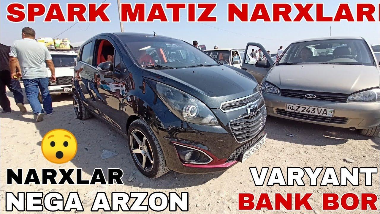 16 SENTABIR 2021 SPARK MATIZ NARXLARI ARZON NARXLARDA VARYANTI BANK BOR XAMMA KORSIN