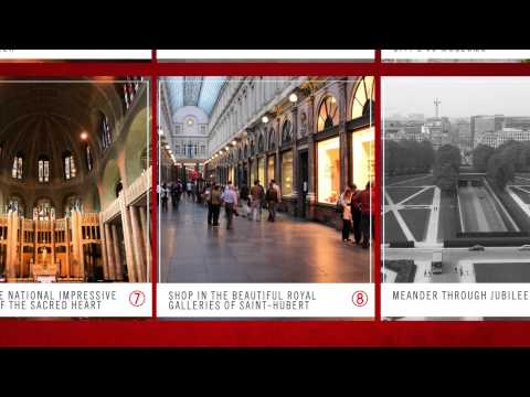 Brussels  - Top 10 Sights