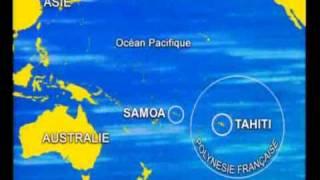 Voyager entre Tahiti et Samoa