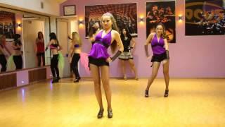 Go Go среди начинающих 24 06 2011Сольные выходы 2x21