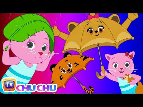 Rain Rain Go Away (SINGLE) | Nursery Rhymes by Cutians | ChuChu TV Kids Songs