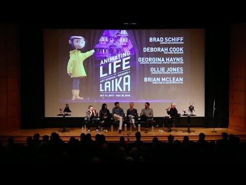 LAIKA Sundays at Portland Art Museum   Opening Conversation