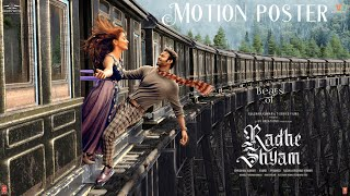 Beats Of Radhe Shyam -  Motion Poster