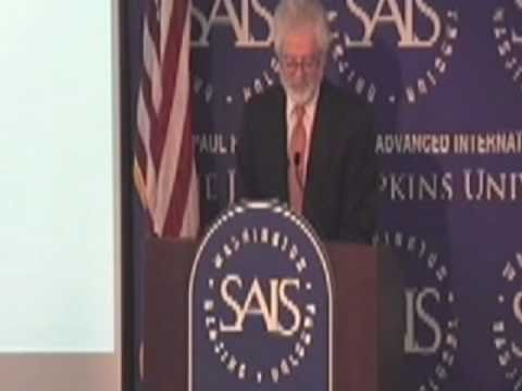 SAIS Hosted Discussion on Marriage in America Featuring ...