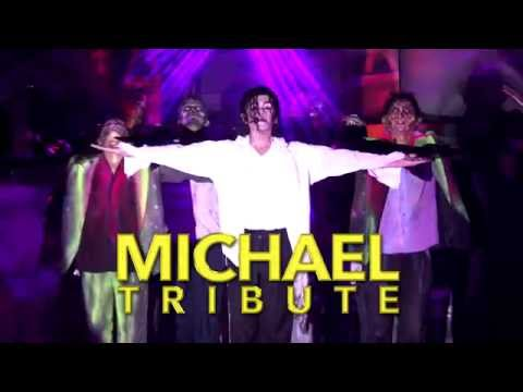 Michael Tribute by Joe Jackson Imitador de Michael Jackson